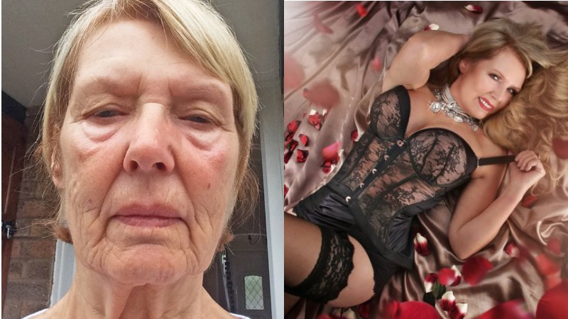 В пин-ап идут одни старики: вы никогда не угадаете возраст этих женщин