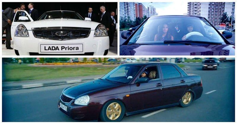 """Lada Priora - всё: """"АвтоВАЗ"""" снимает модель с конвейера"""