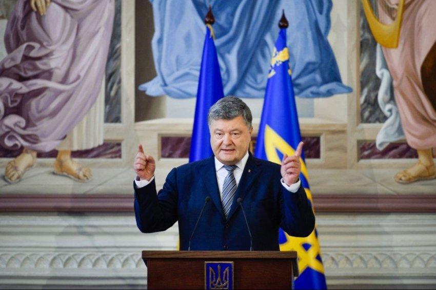 Порошенко отчитался по выполнению Минских соглашений