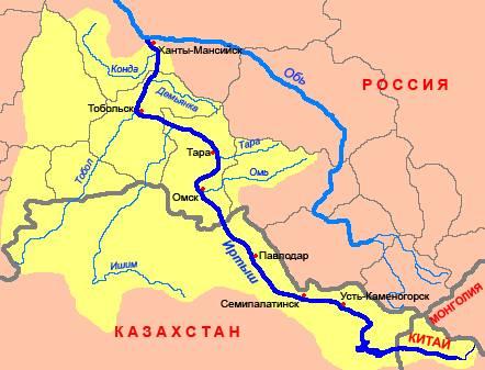 Отсюда, с междуречья рек Омь и Тара начнётся возрождение России!