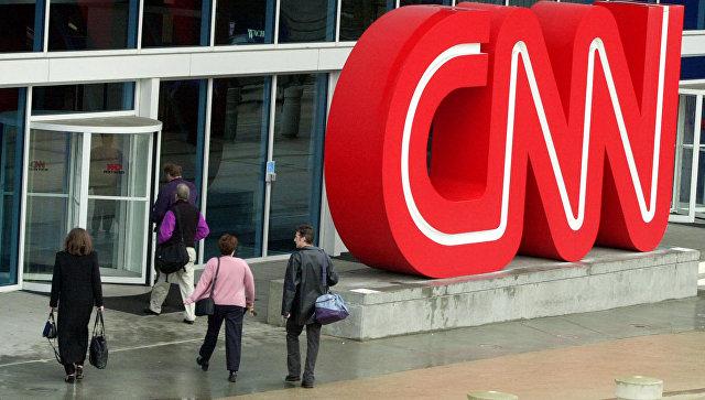 """Посольство России заступилось за RT, показав, как CNN делает """"фейки"""""""