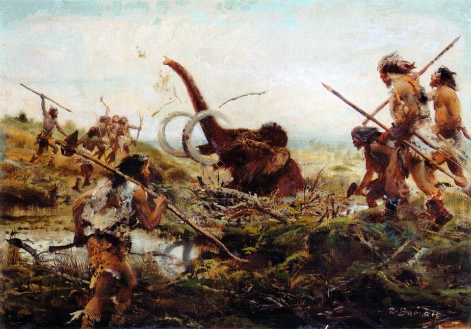 Раскрыт секрет охоты неандертальцев