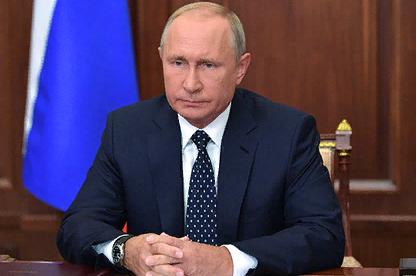 Путин вступился за предпенсионеров