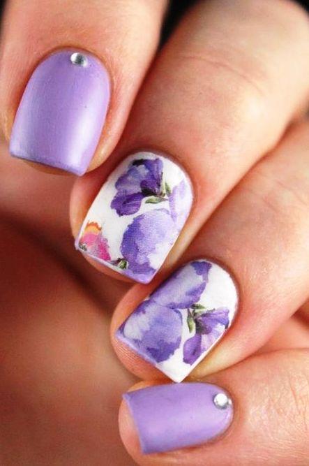 Модный дизайн ногтей - самые лучшие весенние идеи