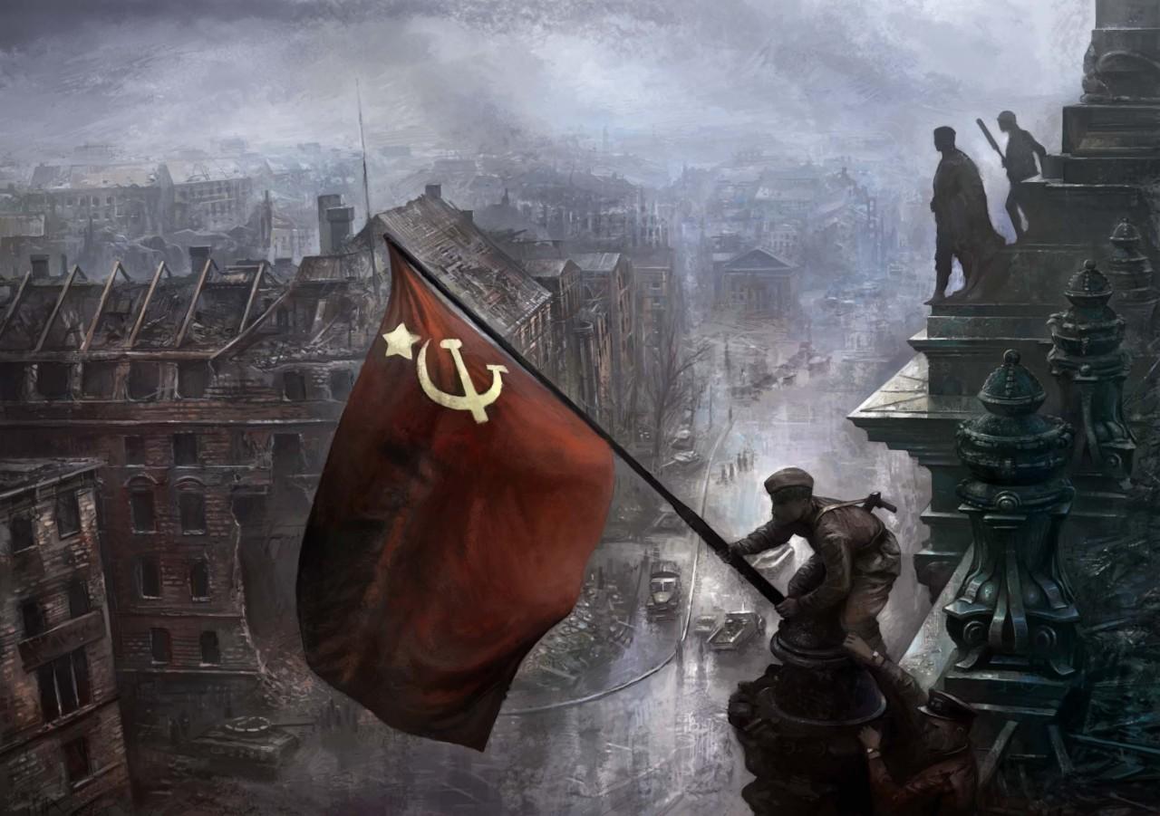 Берлин должен стать российским