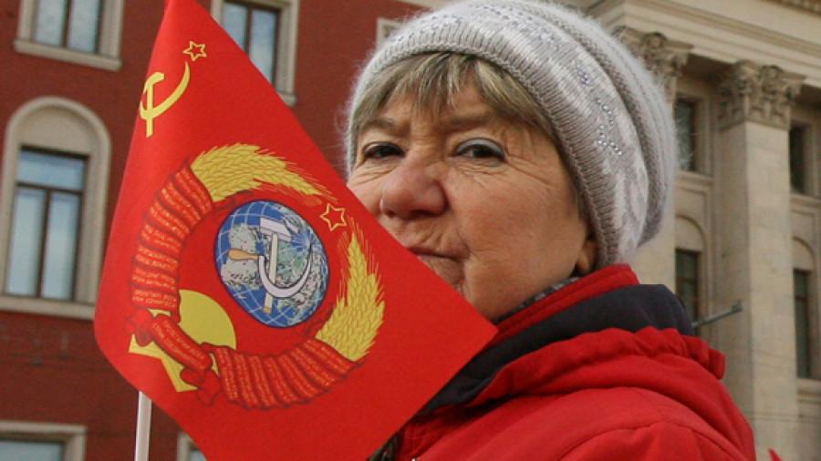 Пенсионеры-иммигранты требуют заплатить им советский долг