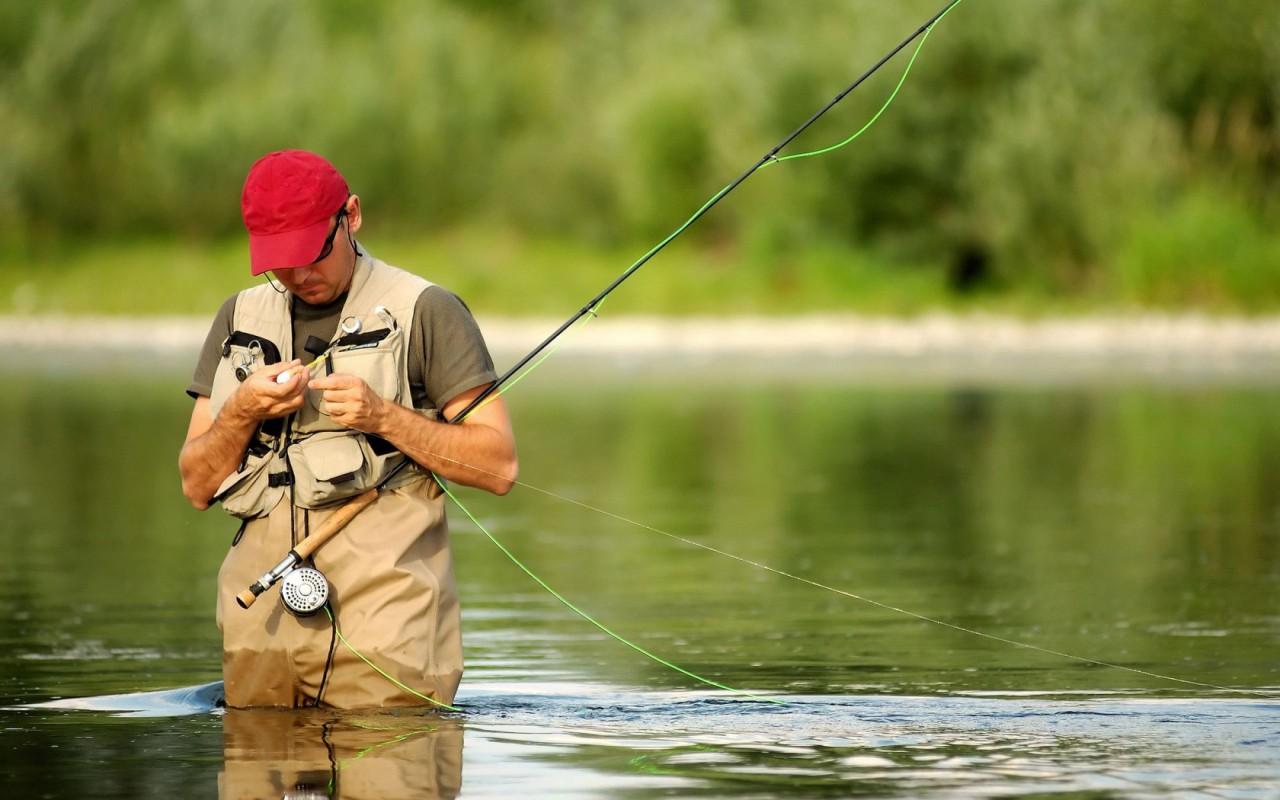 запрет на рыбную ловлю спиннингом