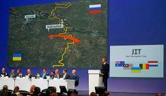 """Международная следственная группа представила результаты расследования катастрофы Boeing МН17 """"Малайзийских авиалиний"""" над Украиной"""