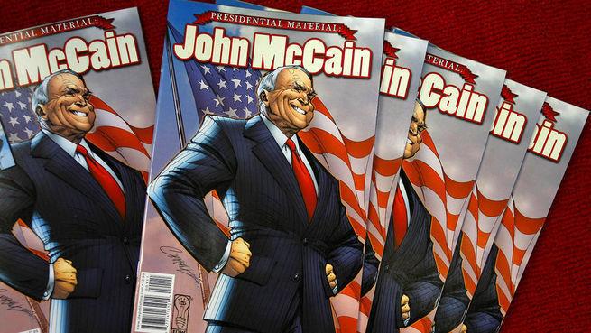 Человек который сидел в яме-«Путин хочет победить Запад»: завещание Маккейна!