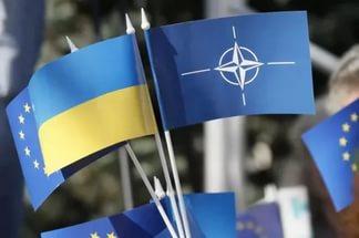 Украина-НАТО: Европа и США в…