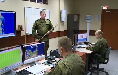 Шойгу посетил с инспекцией новейшую РЛС в Красноярском крае