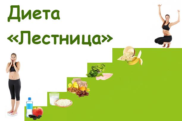 Диета Лестница