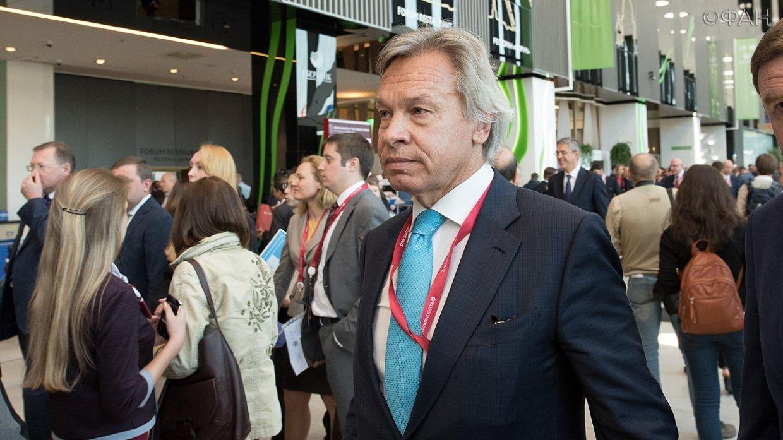 «Нафтогаз» полностью дискредитирован»: Пушков рассказал, чем обернется сотрудничество «Газпрома» с Украиной