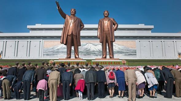 Роскошь по-северокорейски: что значит жить богато в Пхеньяне