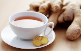 Зимний чай с апельсином, мед…