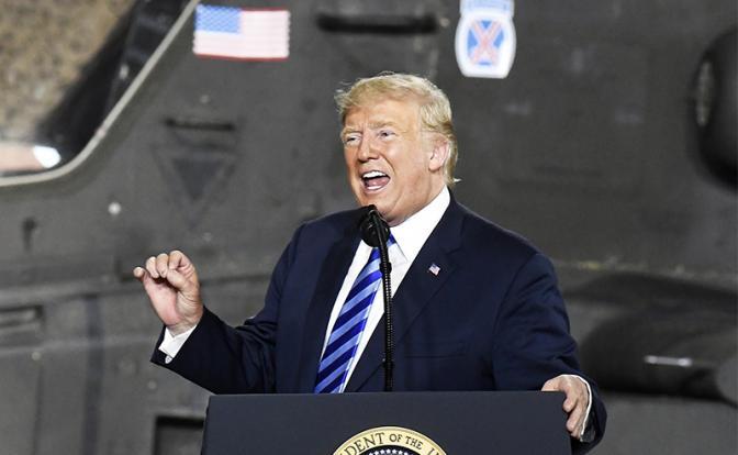 Трамп размахивает ядерной дубиной, зная, что Кремль не ответит