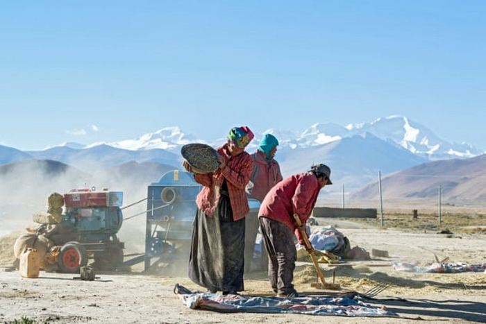 Тибет - место, где кровосмешение под запретом.