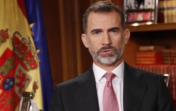 Король Испании намерен посетить Каталонию впервые после референдума