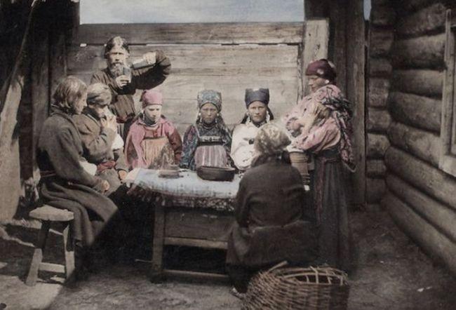 Как русские изменились за сто лет