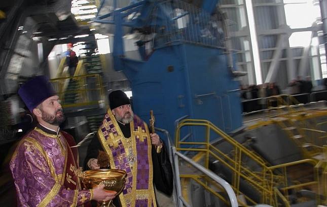 Кураев: Священник несет ответственность за провал запуска с «Восточного»