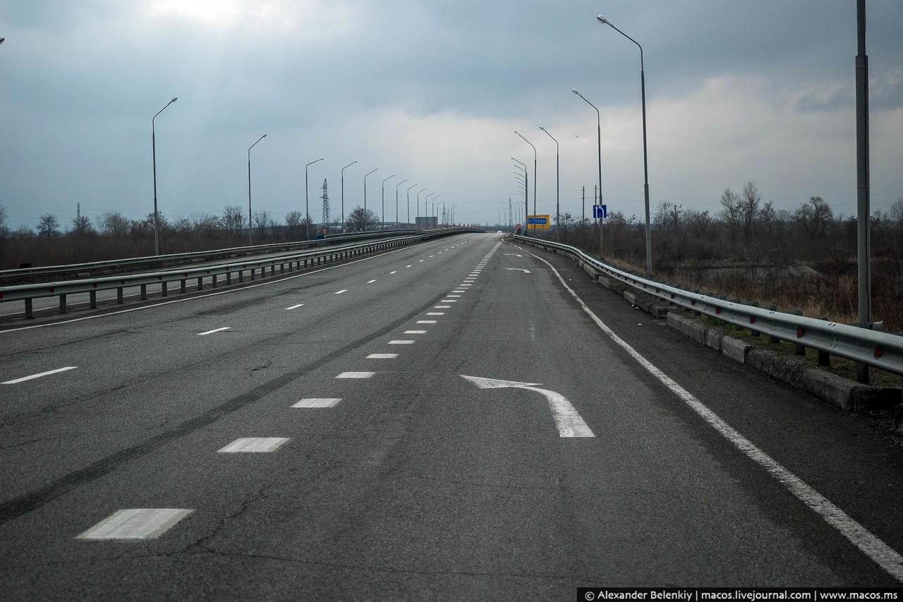 Что творится на дорогах Кавказа