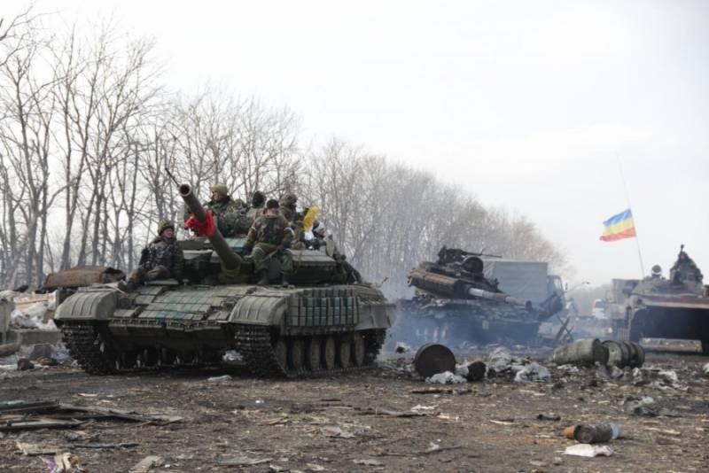 Оперативно-тактическое мастерство ополчения Юго-востока Украины. Часть 1