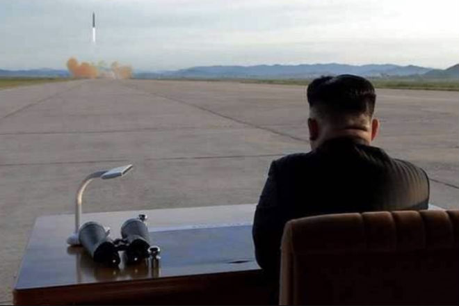 Тайные пусковые полигоны Северной Кореи