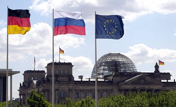 Отношения между ЕС и Россией в контексте европейского лидерства Германии