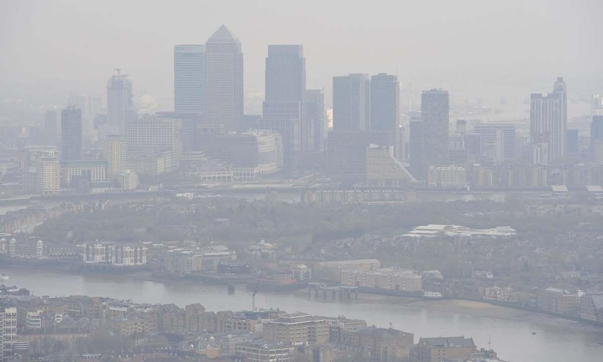 Что хуже: грязный воздух или сигаретный дым