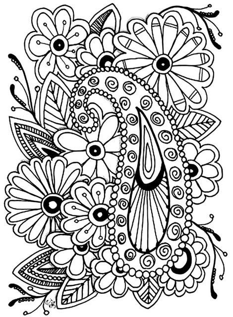 Арт терапия раскраски pdf