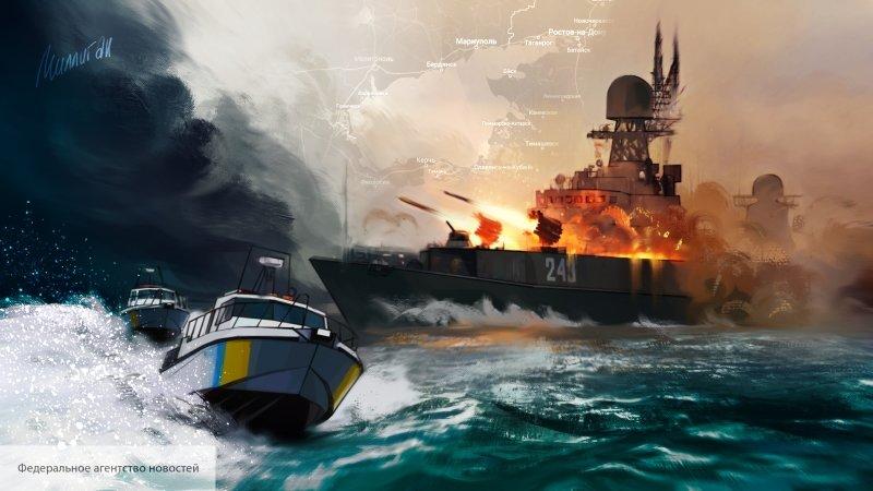 Азовское море раздора: украи…