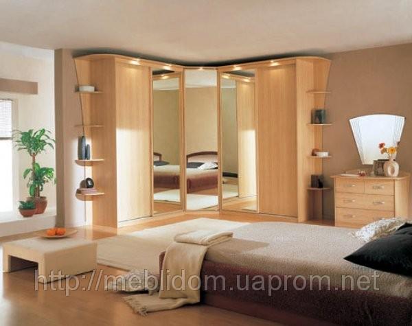Мебель для спальни, шкаф-купе для спальни