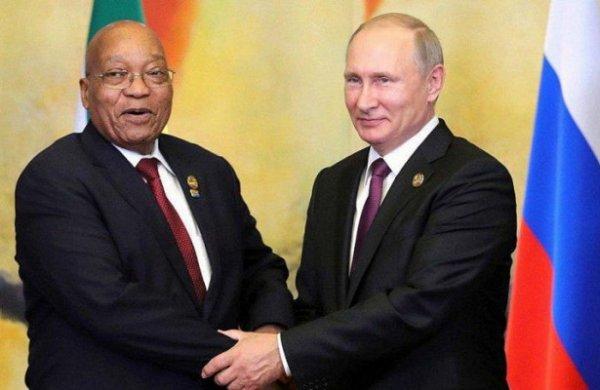 Путин заявил о подготовке саммита Россия-Африка. В чем наш интерес?
