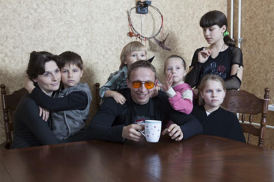 Иван Охлобыстин: Пастырь в запрете или Штрафбатник, который снимается в кино