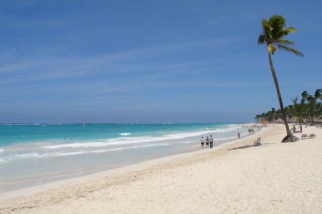 Спрос на путевки в Доминикану вырос в РФ втрое
