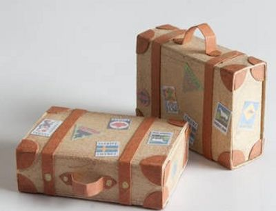 Изделия из коробки своими руками