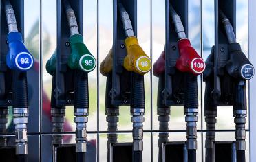 Минфин предложил ответную меру на рост цен на бензин