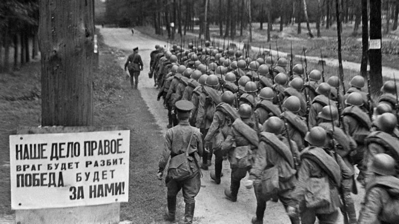 Неожиданная война гитлеровской Германии с СССР. ПрибОВО (часть 5)