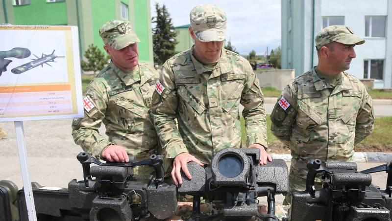 Тбилиси: Американское оружие в надежных руках - будем покупать ещё