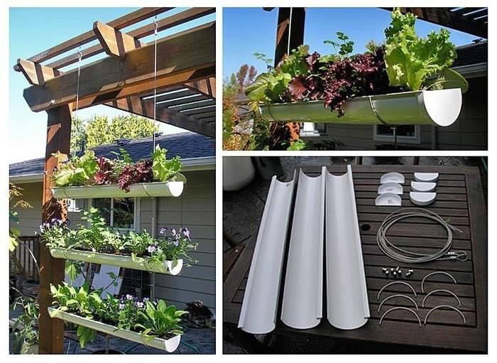 Вертикальный огородик дача, дачный участок, идеи для дачи, своими руками, сделай сам