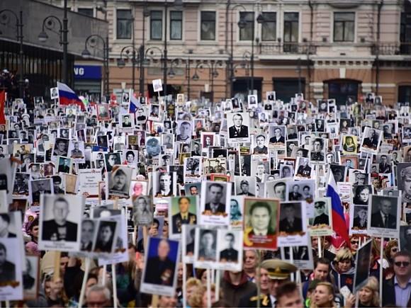 Власти Узбекистана отменили шествие «Бессмертного полка» из-за «сложной политической обстановки»