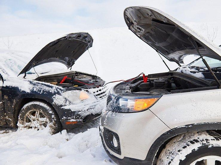 5 грубых ошибок водителей при прикуривании автомобиля