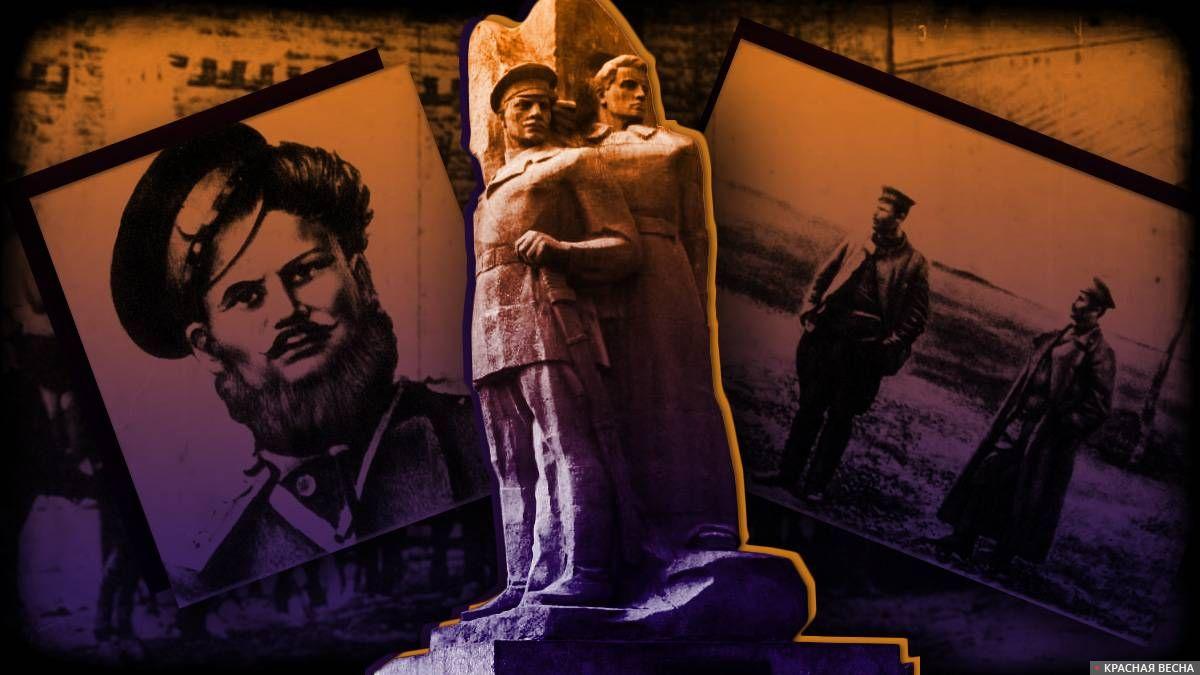 Сто лет белому террору на Дону - казнь экспедиции Донской Республики