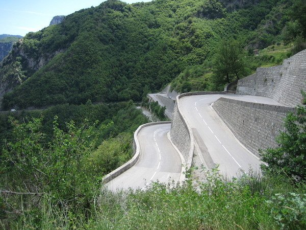 Наиболее опасные дороги мира