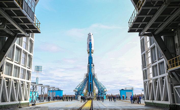 Россия собирается покорять Вселенную с нового  космодрома «Восточный».
