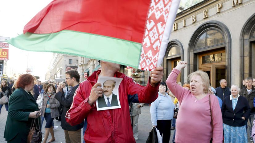 В США белорусских активистов…