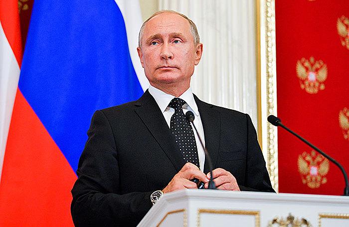«Цепь трагических случайных обстоятельств» и «шаги, которые заметят все»: Путин о сбитом в Сирии самолете