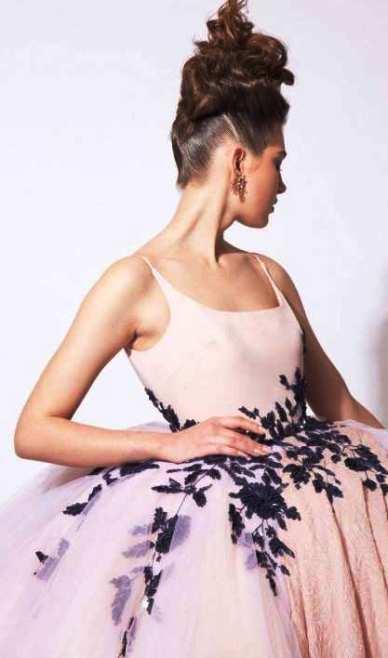 Azzi & Osta Haute Couture осень-зима 2016-2017 — великолепный калейдоскоп шикарных нарядов