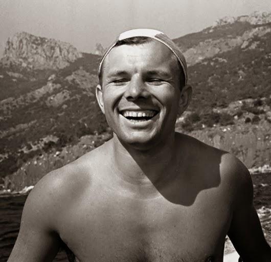 Послеполетный отдых. Крым, лето 1961 года.