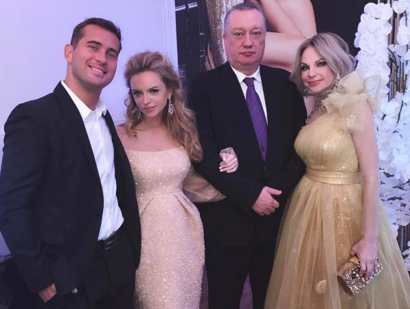 Жена Кержакова отсудила у него права на ребенка